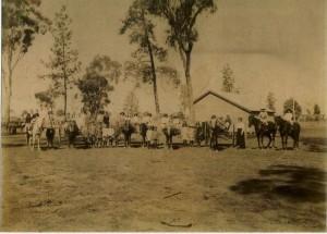 Quandialla Provisional School - 1913