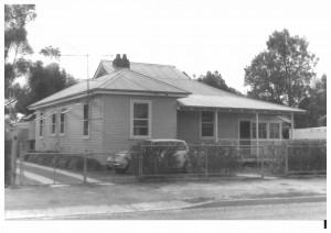 Quandialla Central School - School Residence - 1973
