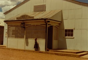 Assembly Hall - 1915 Movie (Currently know as The Quandialla Memorial Hall)