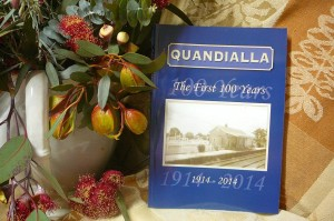 Quandialla The First 100 Years